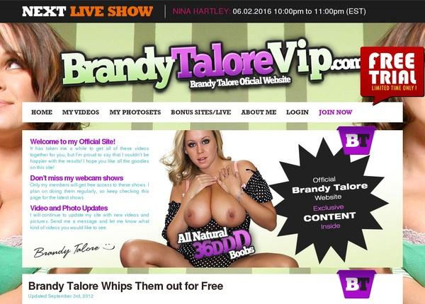 Brandy Talore Porn Passwords