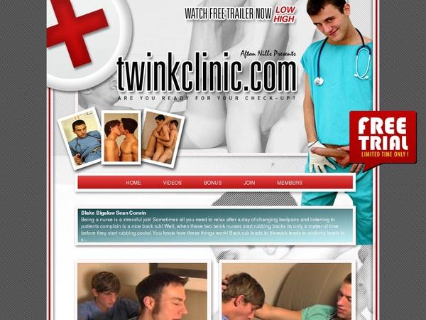 Twinkclinic.com Free Premium Account